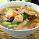 五目入りつゆ麺(醤油味)
