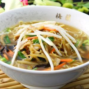 横浜発祥のサンマー麺